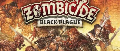 ZOMBICIDE: BLACK PLAGUE Gioco da Tavolo, Espansioni