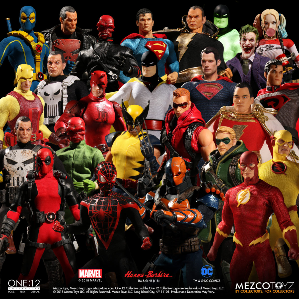 the-One-12-Collective-Mezco-Toys-Edicollector