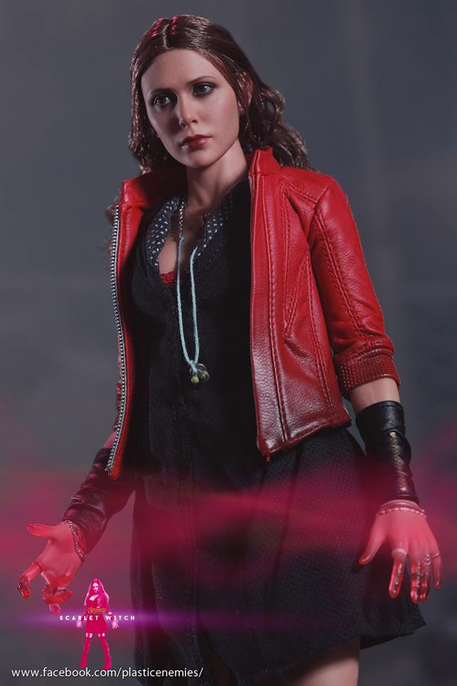 avengers age of ultron scarlet witch 16 action figure 12