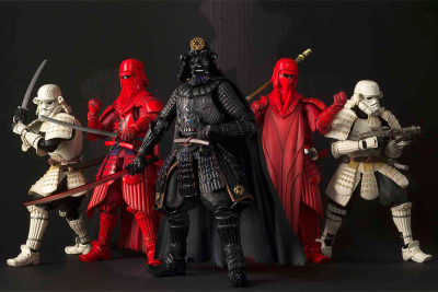 STAR WARS Samurai by Bandai