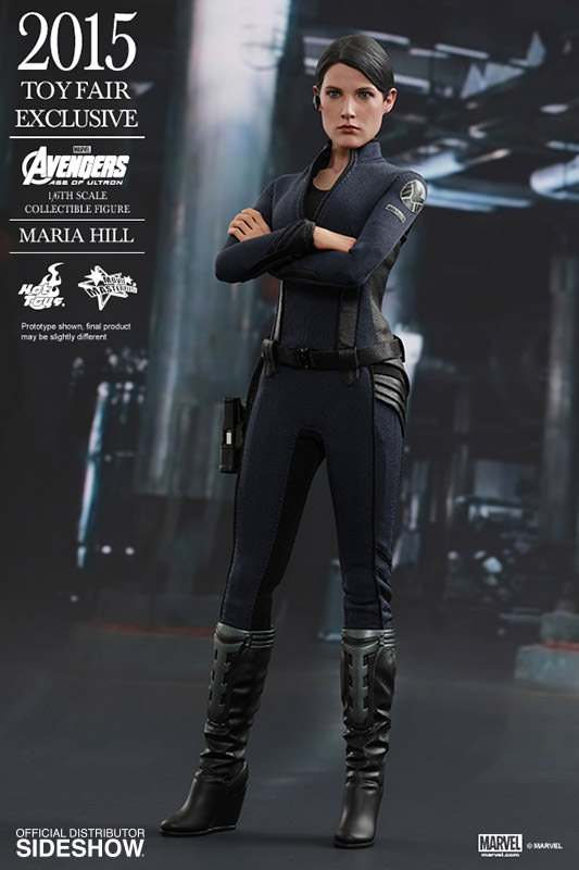 figures Hot toys female action
