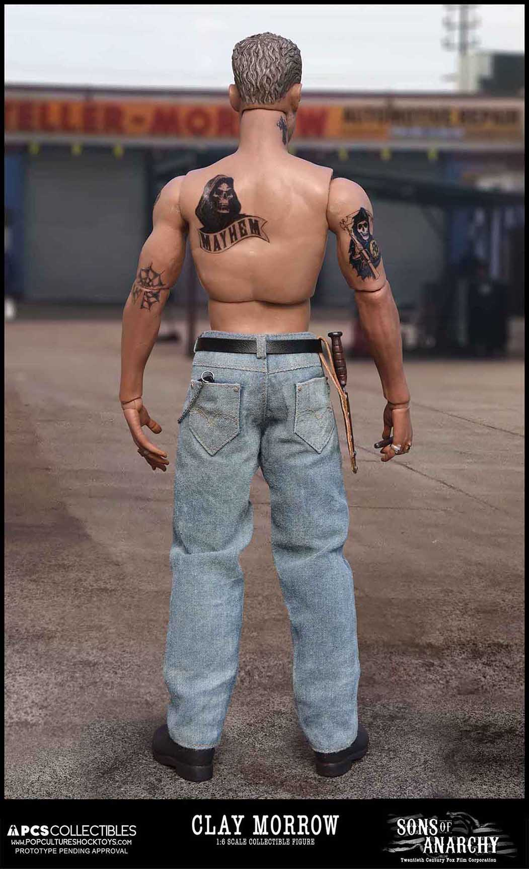 Sons Of Anarchy Clay Tot