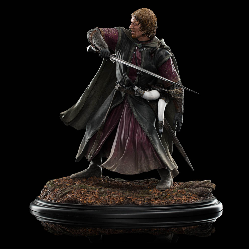 Lord Of The Rings Boromir At Amon Hen 1 6 Statue 12 Weta