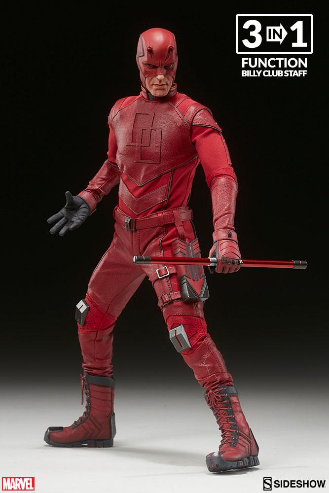 Marvel Daredevil 1 6 Action Figure 12 Sideshow