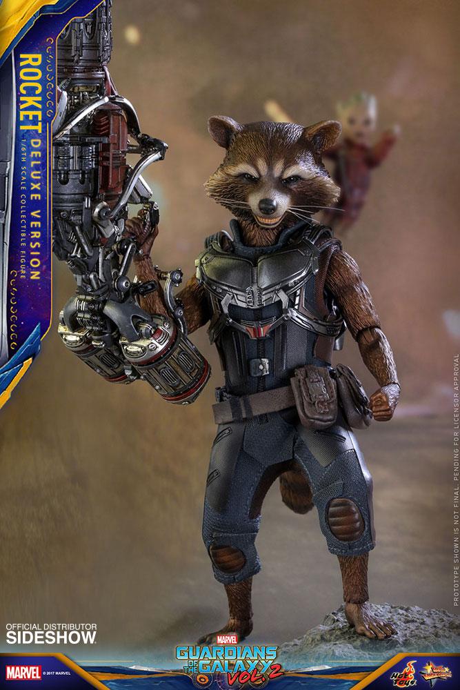 Marvel Guardiani della Galassia Action Figure Rocket