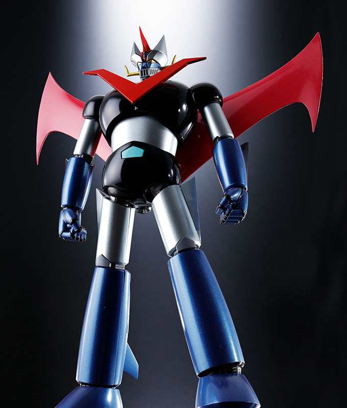 GREAT MAZINGER: GX-73 GREAT MAZINGER Soul of Chogokin Robot BANDAI