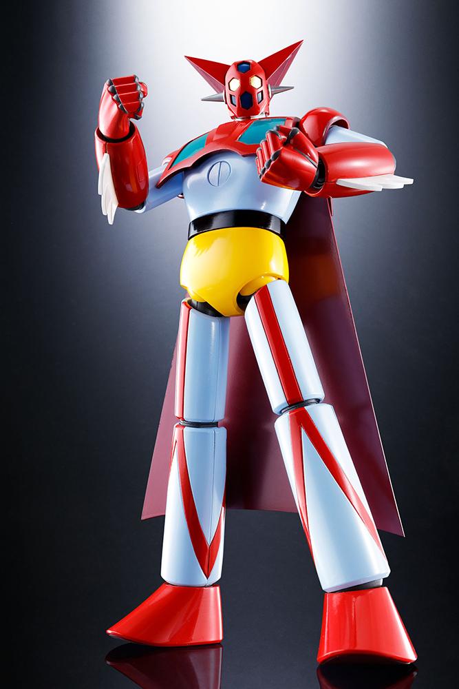 GETTER ROBOT: GX-74 GETTER ROBOT 1 Soul of Chogokin Robot BANDAI