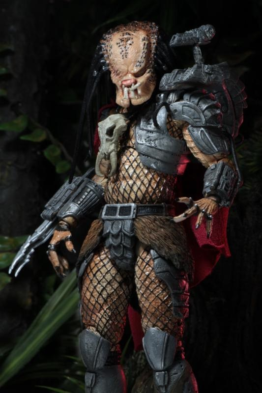 Action- & Spielfiguren ULTIMATE AHAB Predator 7″ Action-Figur 18 cm NECA PREDATOR