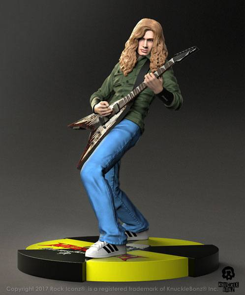 Guns N/' Roses Rock Iconz Statues Set of 3-KNUGNR100-KNUCKLEBONZ