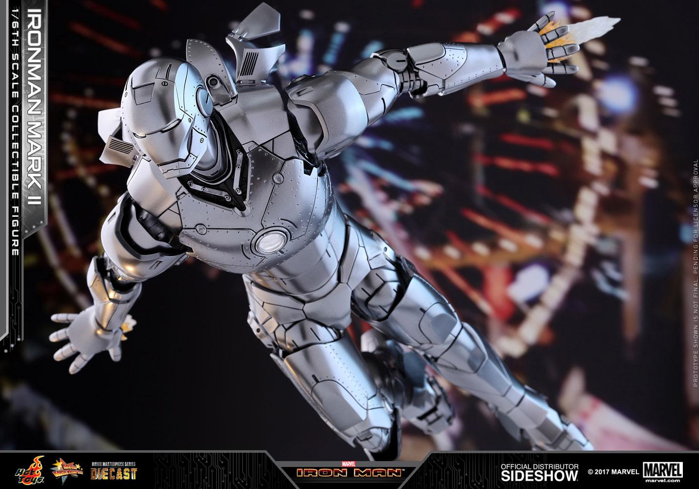 Iron Man 2: MARVEL: IRON MAN MARK II ( Mark 2 ) 1/6 Action Figure 12