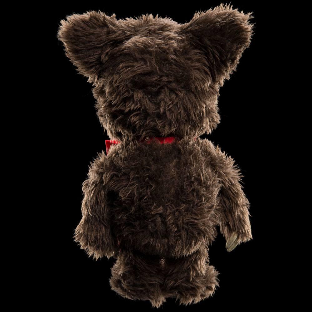 "KRAMPUS: ""KLAUE"" TEDDY BEAR Plush WETA | Edicollector"
