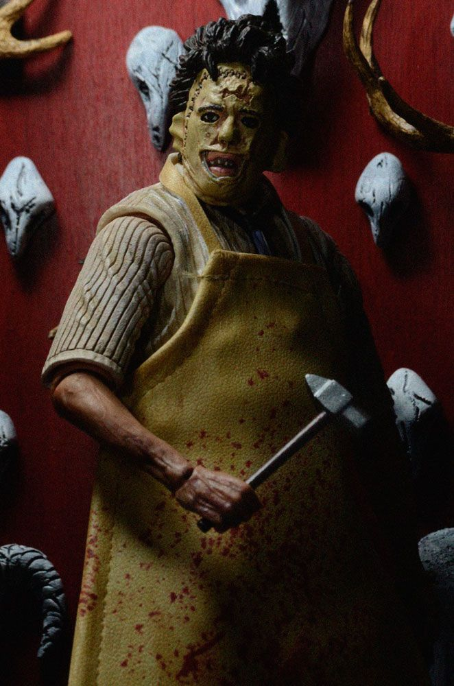 Texas Chainsaw Massacre Ultimate Leatherface 7 Action Figure Neca Edicollector