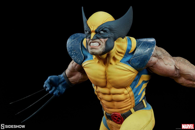 Marvel Wolverine Premium Format Figure Sideshow