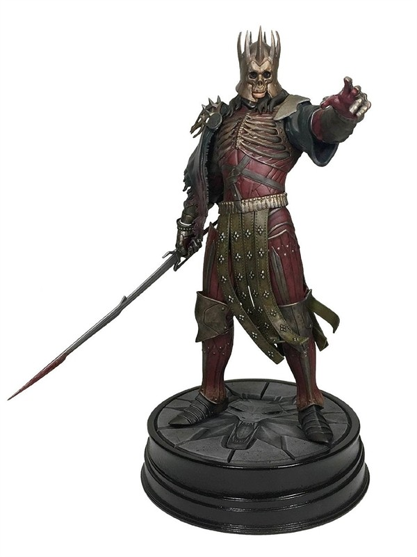 "the WITCHER 3: the WILD HUNT - KING of the WILD HUNT EREDIN 8"" Statue DARK HORSE"