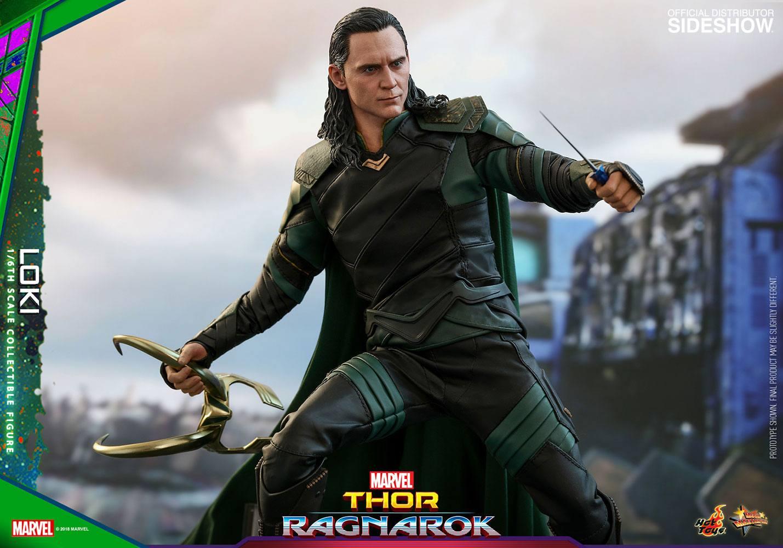 Marvel Thor Ragnarok Loki 1 6 Action Figure 12 Hot