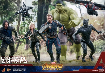 MARVEL: AVENGERS INFINITY WAR - HOT TOYS