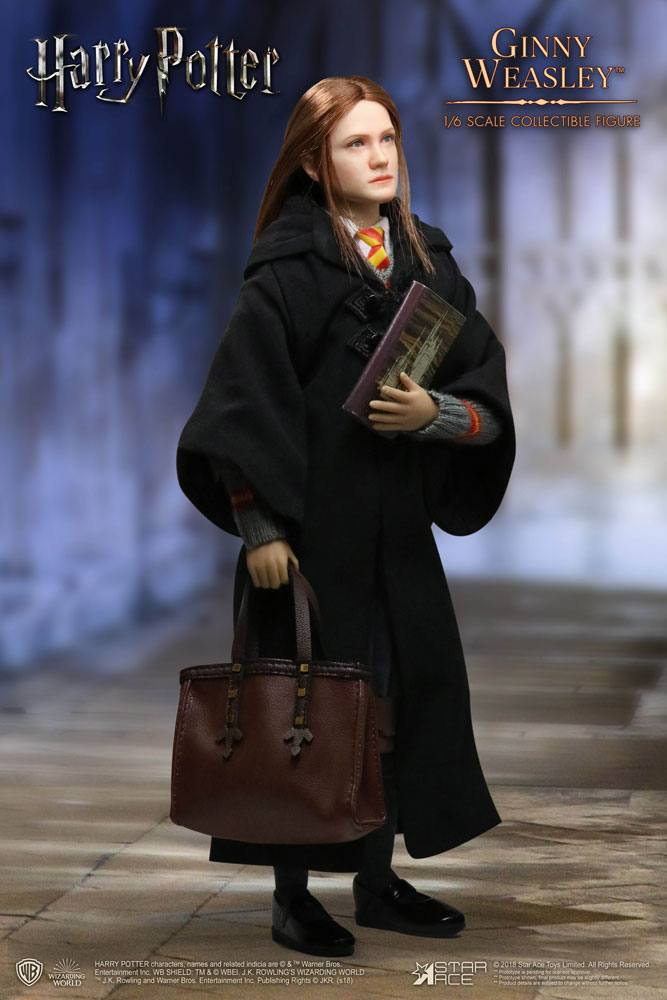 "HARRY POTTER: GINNY WEASLEY 1/6 Action Figure 12"" STAR ACE TOYS"