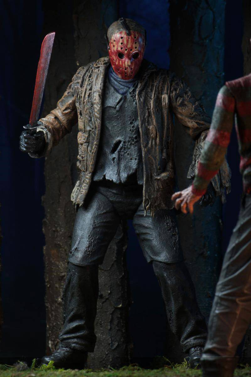 ULTIMATE Sam CLOTEDH 8″ Action Figure 13cm NECA HALLOWEEN TRICK or TREAT